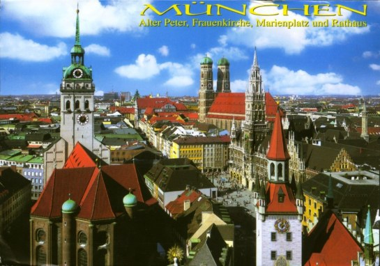 GERMANY-1A Munchen
