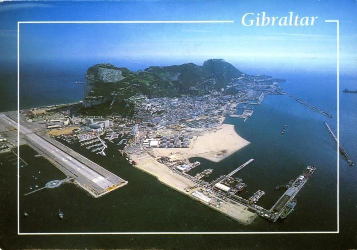 GIBRALTAR-1A