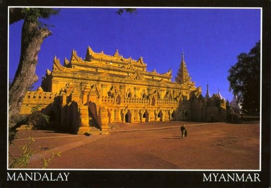 Myammar-Mandalay