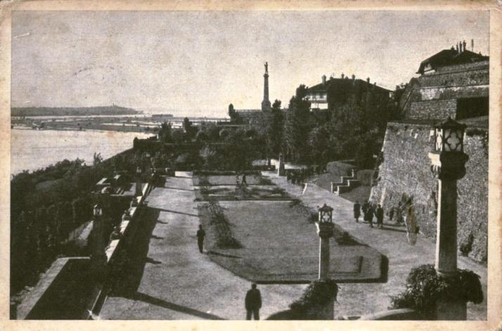 SERBIA-BELGRAD1947I