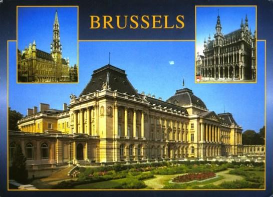 BELGIUM-1a-Brussel