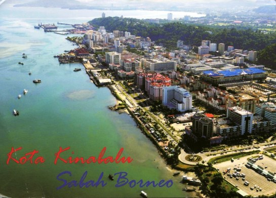MALAYSIA-1a-Kota Kinabalu