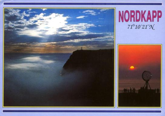NORWAY-1a-Nordkapp