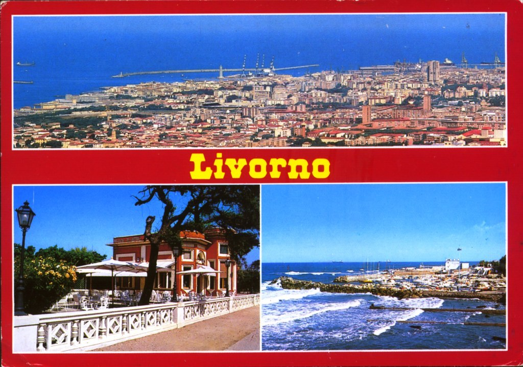 Posted in ITALY . Tagged Livorno .