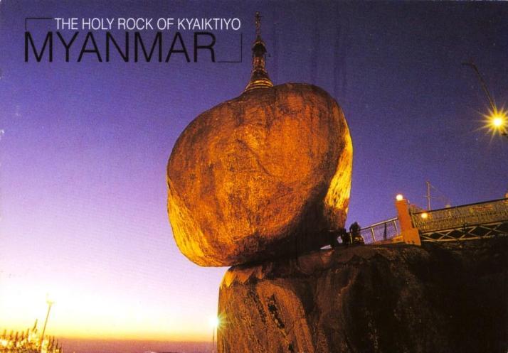 MYANMAR-4-Kyaiktiyo