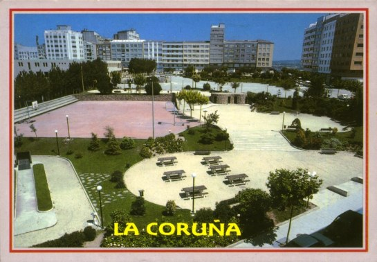 SPAIN-4a-La Coruna