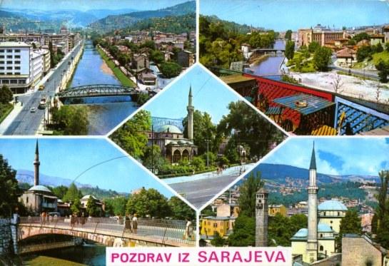 BOSNIA-6a,Sarajevo