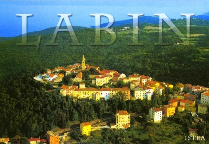 CROATIA-32,Labin
