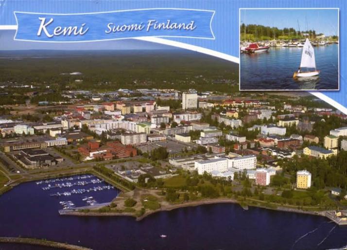 FINLAND-6a,Kemi