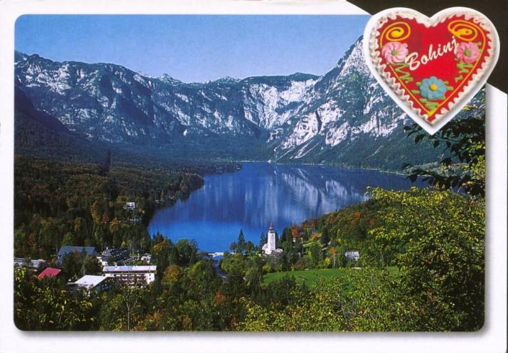 SLOVENIA-5a,Bohinj