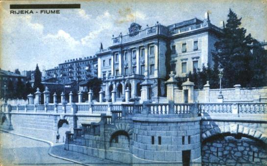 CROATIA-40, Rijeka