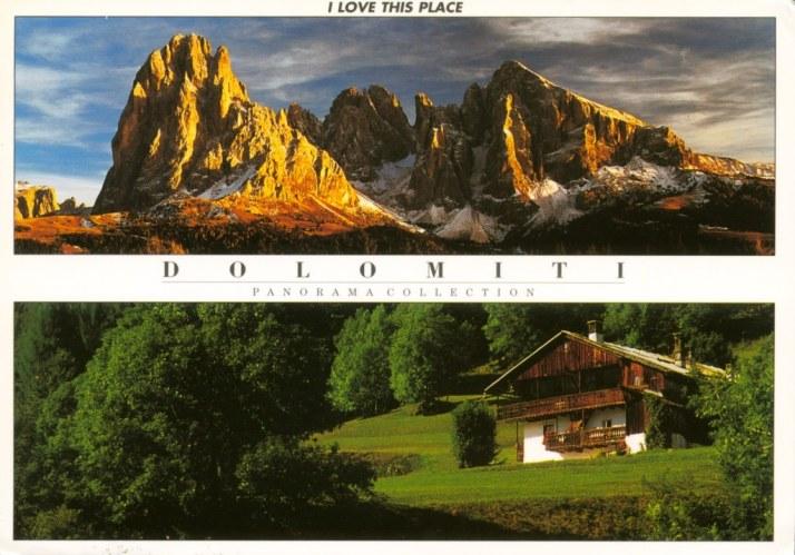 ITALY-13a,Dolomiti