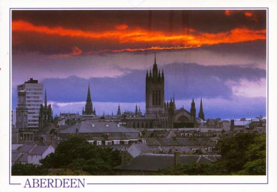 UK-SCOTLAND-1a, Aberdeen