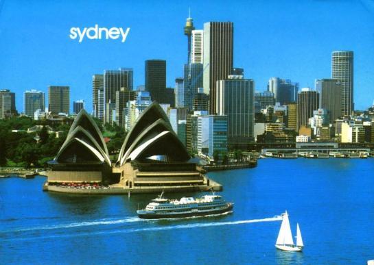 AUSTRALIA-5a,Sydney