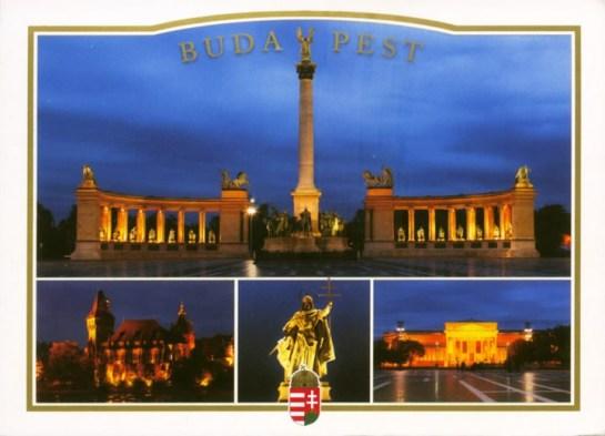 HUNGARY-4a,Budapest