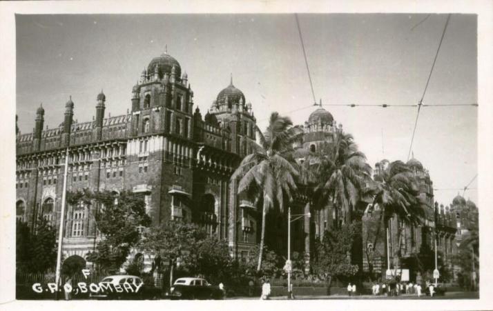 INDIA-1, Bombay