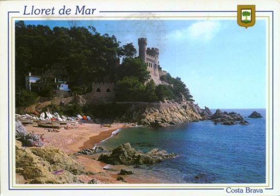 SPAIN-5a-Loret de Mar