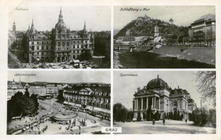 AUSTRIA-5a,Graz