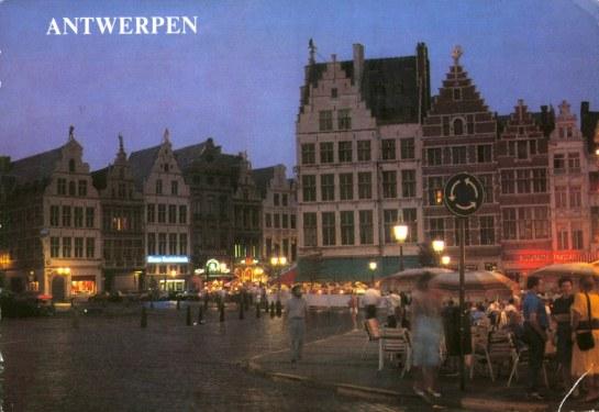 BELGIUM-3, Antwerpen