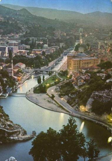 BOSNIA-8a,Sarajevo