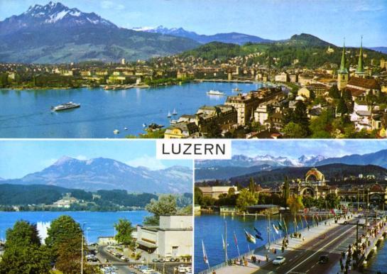 SWITZERLAND-3, Luzern
