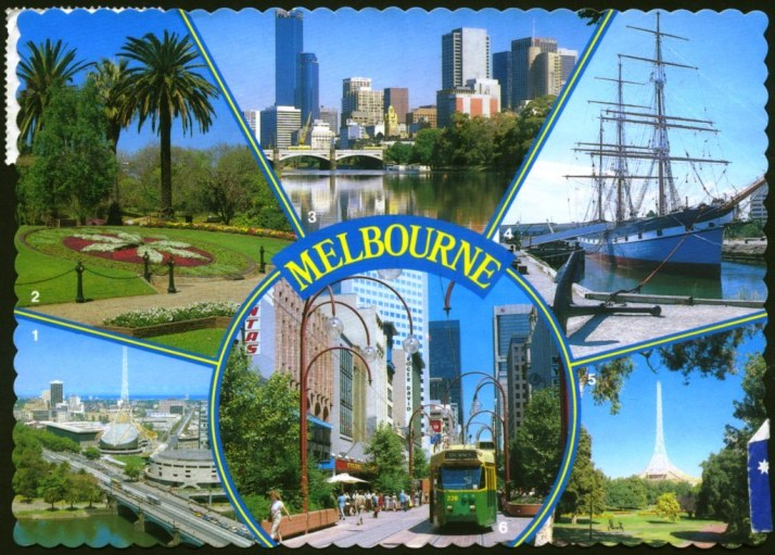 AUSTRALIA-6a,Melbourne