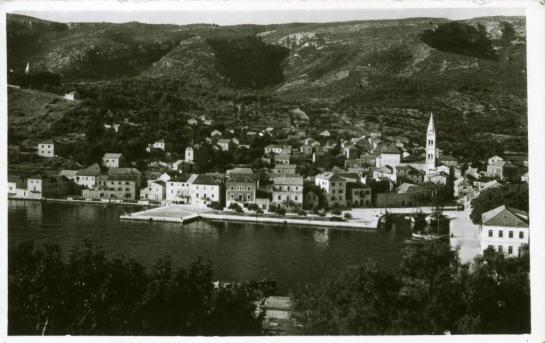 CROATIA-48a,Jelsa