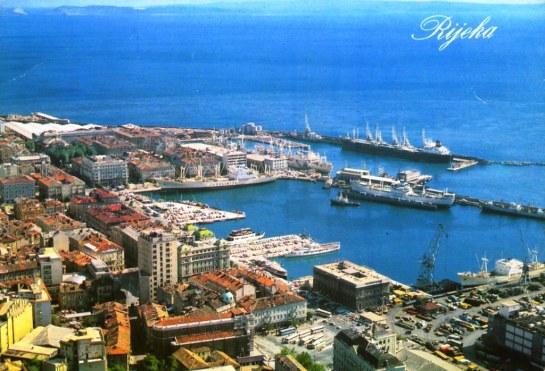 CROATIA-50,Rijeka