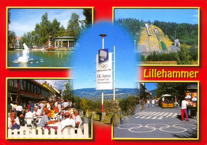 NORWAY-4a,Lillehammer