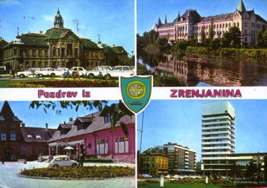 SERBIA-8a,Zrenjanin
