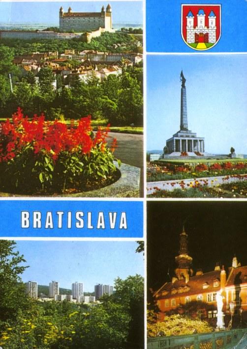SLOVAKIA-2a,Bratislava