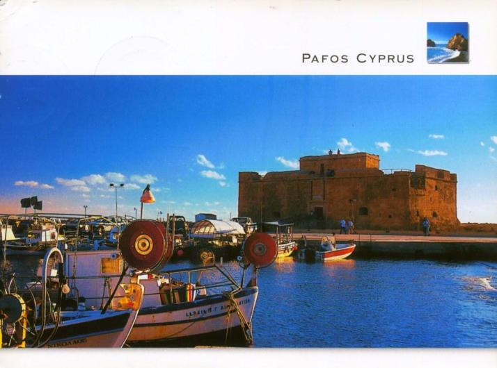 CYPRUS-1a, Pafos