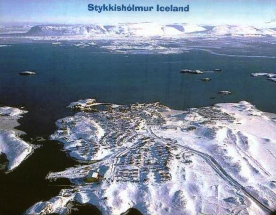ICELAND-2a,Stykkisholmur