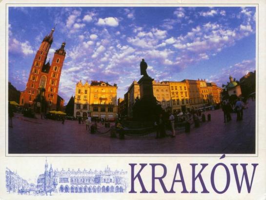 POLAND-6a,Krakow