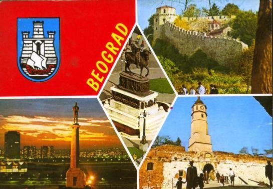 SERBIA-10,Beograd