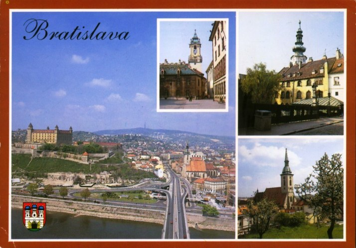 SLOVAKIA-3a,Bratislava