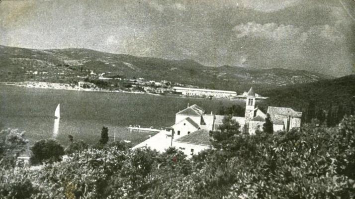 CROATIA-64a,Korčula