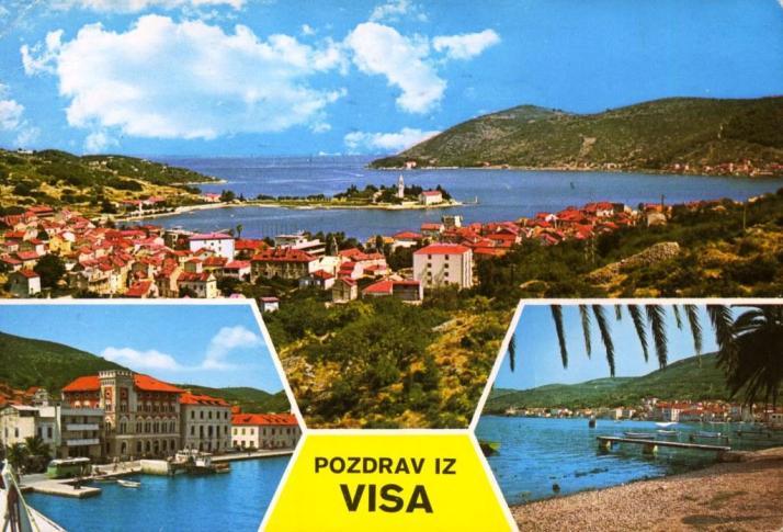 CROATIA-65a,Vis