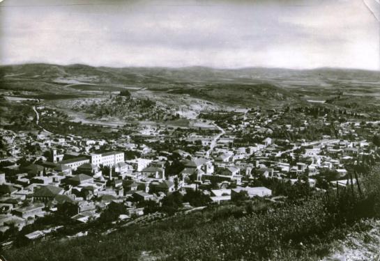 ISRAEL-1, Nazareth