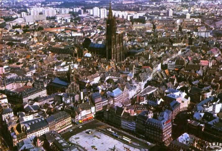 FRANCE-9a,Strasbourg