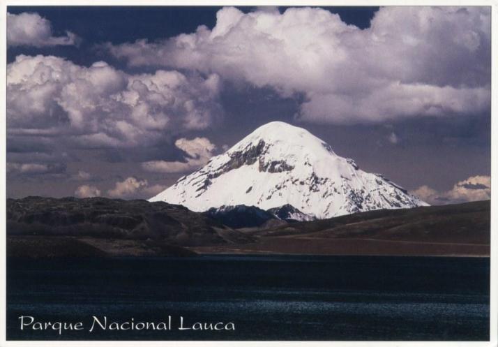 Chile- NP Lauca