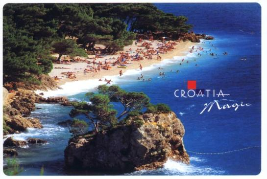 CROATIA-73,Brela