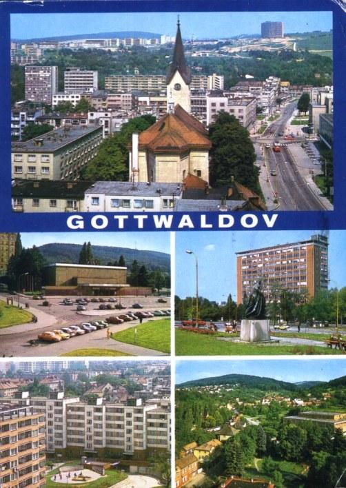 CZECH Rep.-12,Gottwaldov